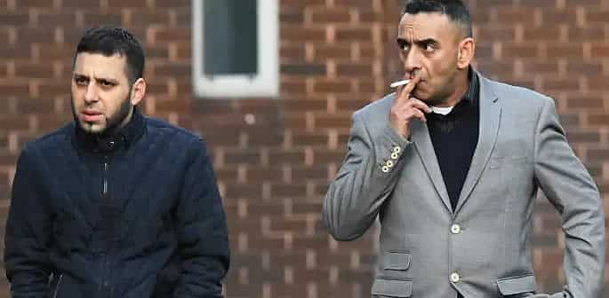 Two Human Traffickers jailed for 'Laughable' Smuggling Attempts f