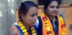 Two Indian Women divorce their Husbands to Marry Each Other