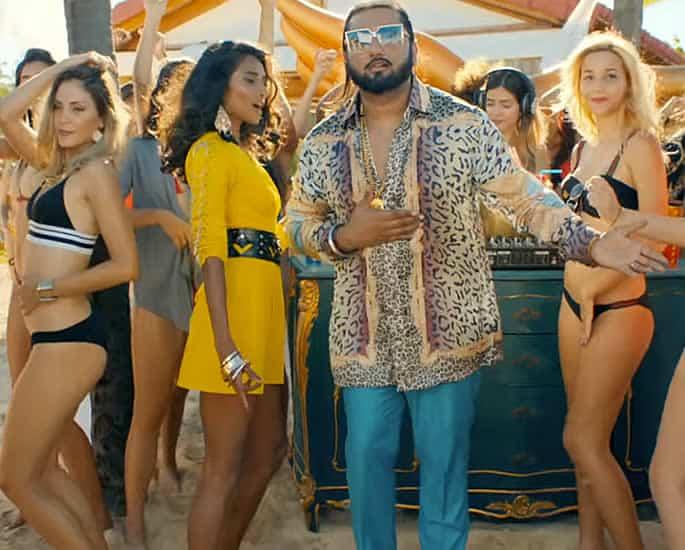 Yo Yo Honey Singh hit 'MAKHNA' has a Cuban Vibe beach