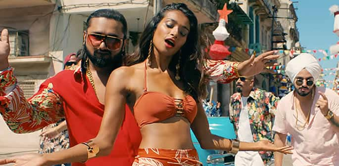 Yo Yo Honey Singh hit 'MAKHNA' has a Cuban Vibe f