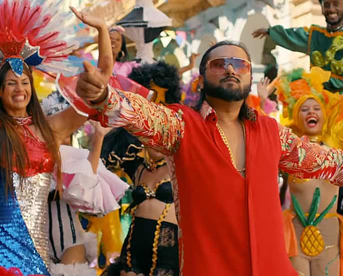 Yo Yo Honey Singh hit 'MAKHNA' has a Cuban Vibe fiesta