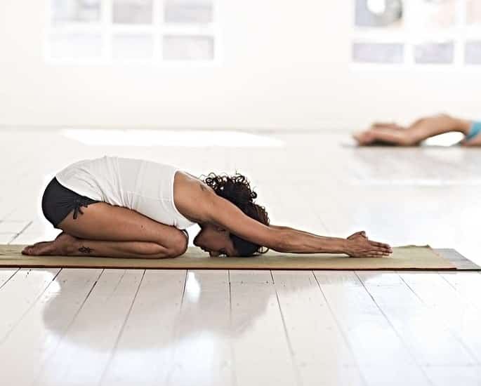 Yoga Positions for a Better Sex Life - Child's Pose (Balasana)