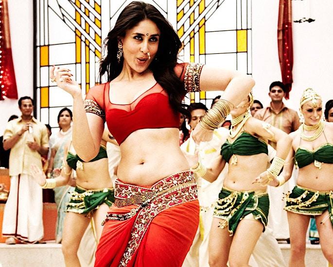 10 Best Bollywood Dances by Kareena Kapoor - Chammak Challo