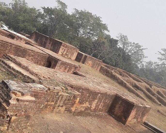 10 Top Historical Heritage Sites of Bangladesh -Jagaddala Mahavihara