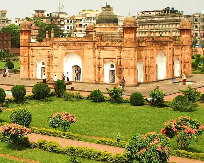 10 Top Historical Heritage Sites of Bangladesh - Lalbagh Fort, Dhaka