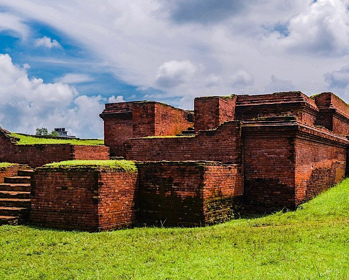 10 Top Historical Heritage Sites of Bangladesh -Shalban Vihara, Comilla