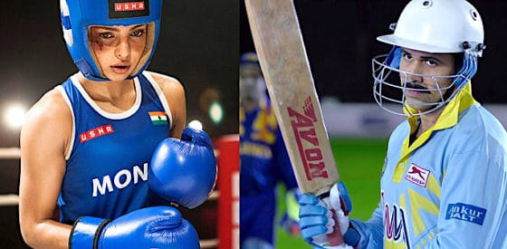 10 Top Sports Biopic movies in Bollywood f