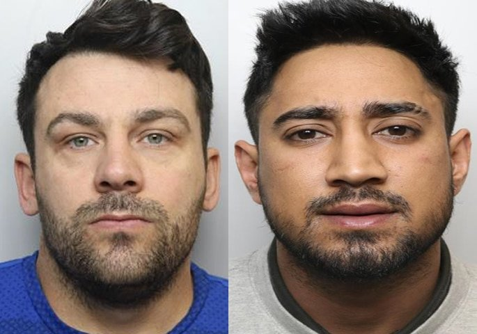 14 Men jailed for running £2 million Drug Operation 2