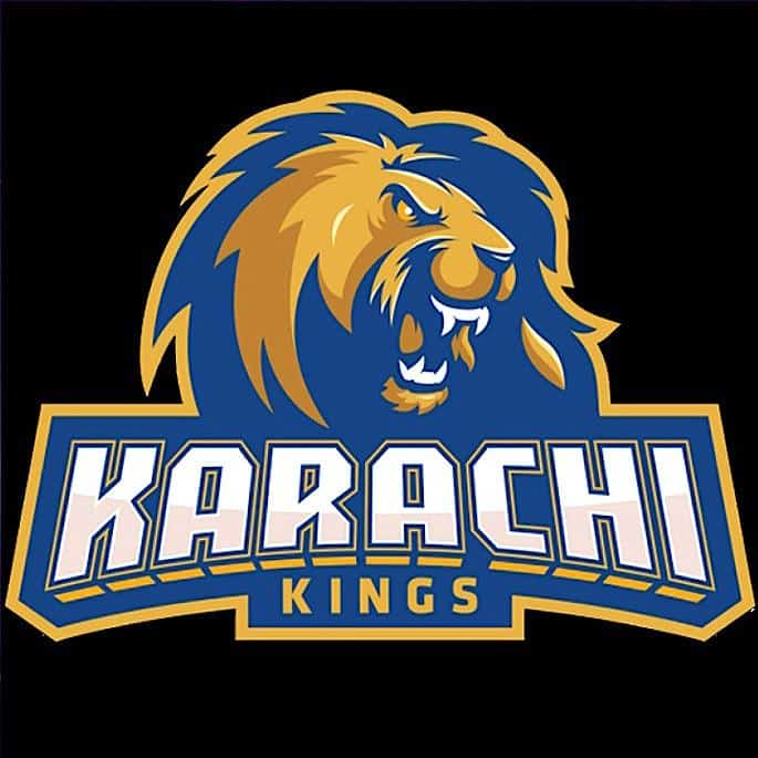 2019 Pakistan Super League Teams and Squads - Karachi Kings