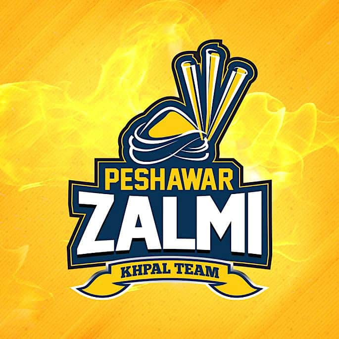 2019 Pakistan Super League Teams and Squads - Peshawar Zalmi
