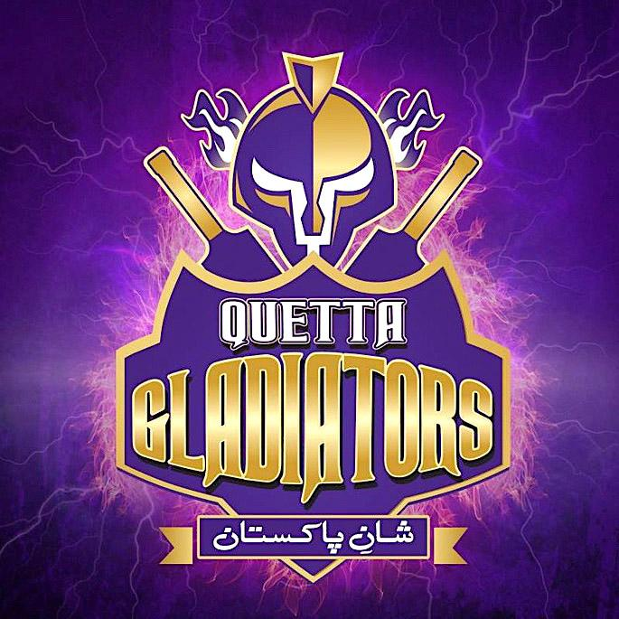 2019 Pakistan Super League Teams and Squads - Quetta Gladiators