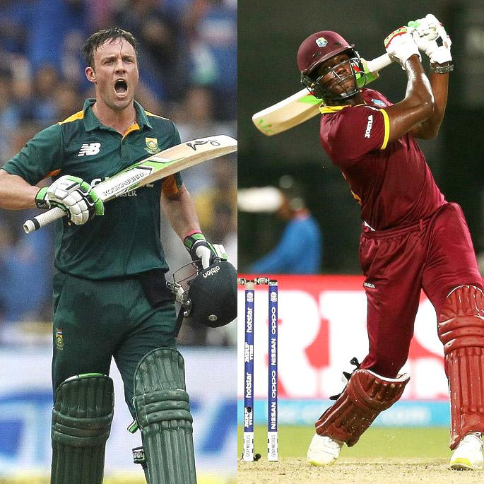 2019 Pakistan Super League Teams and Squads - carlos brathwaite ab de villiers