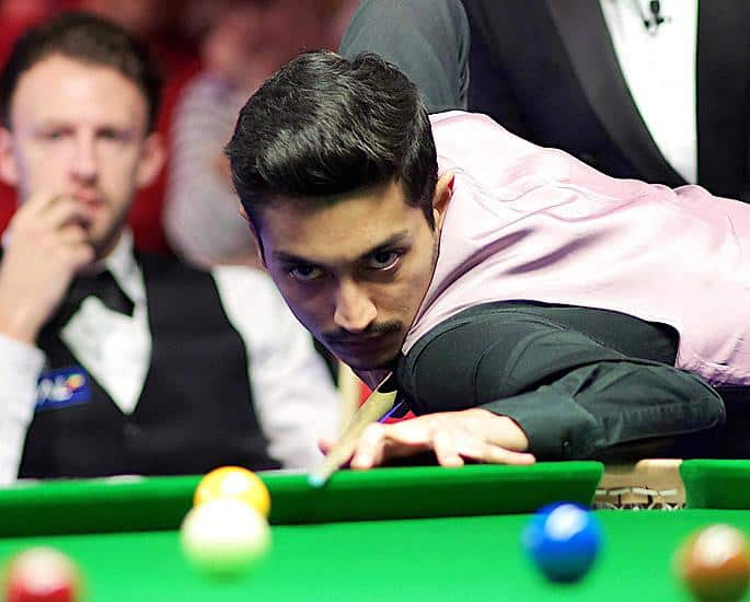5 Best Indian Snooker Players of the Green Baize - Aditya Mehta