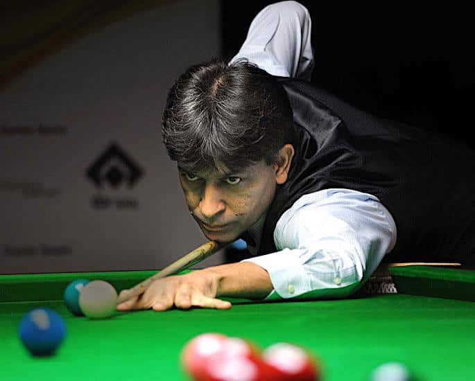 5 Best Indian Snooker Players of the Green Baize - Geet Sethi