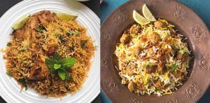 5 Delicious Biryani Recipes to try at Home f