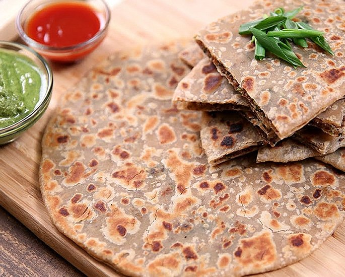 5 Delicious Dishes to Try that are Made using Keema - paratha