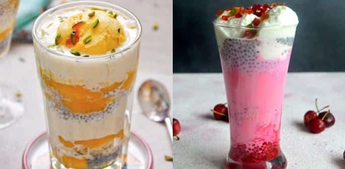 5 Delicious Flavours of Falooda you Must Try at Home f
