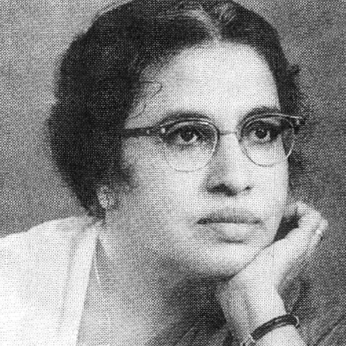 5 trailblazing Indian Women who Rewrote History - Anna Chandy