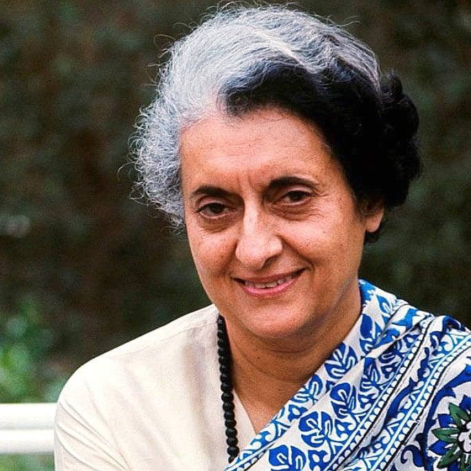 5 trailblazing Indian Women who Rewrote History - Indira Gandhi
