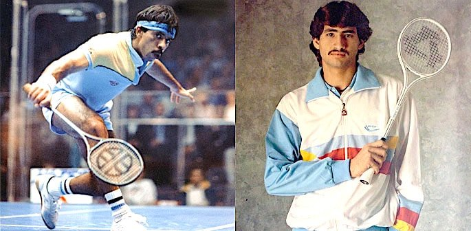 7 Famous Squash Players from Pakistan f