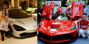 7 Top Cars owned by Gautam Singhania f