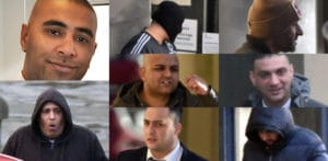 9 Men jailed for Sexual Abuse of Young Girls f