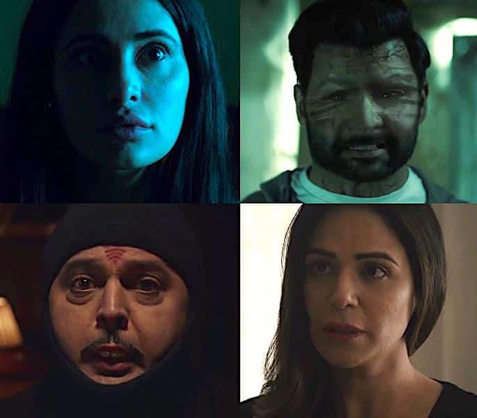 Amavas - Trailer