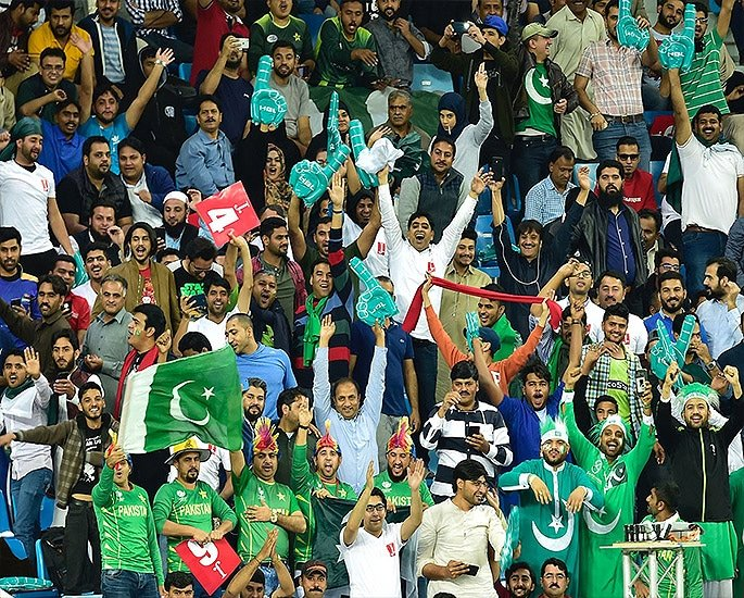 Big stars rock Pakistan Super League 2019 Ceremony - crowd