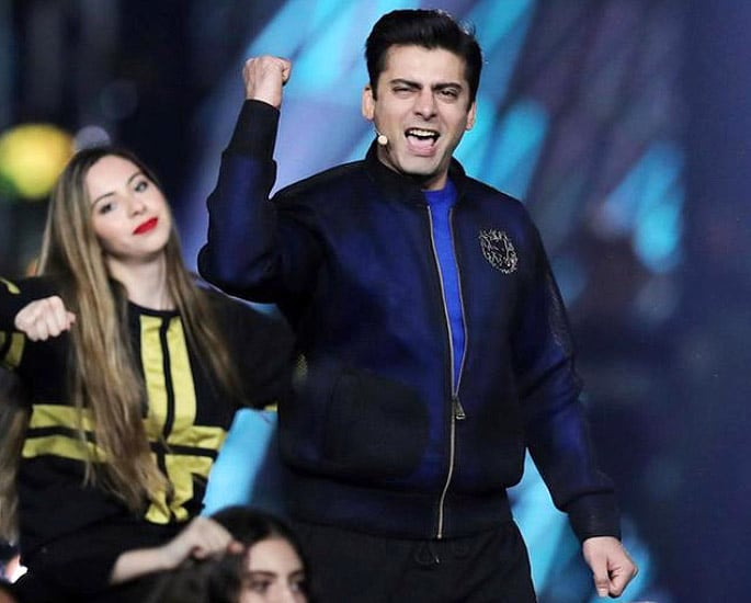 Big stars rock Pakistan Super League 2019 Ceremony - fawad khan