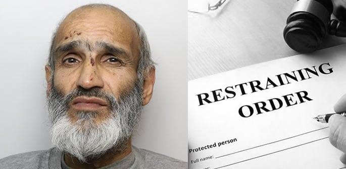 Bradford Man jailed for Ignoring Restraining Order against Wife f