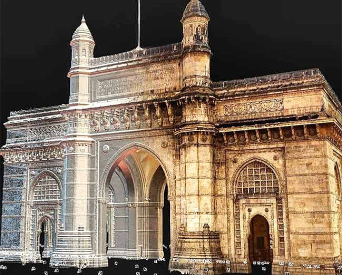 CyArk to create Digital Model for the Gateway of India - IA 2