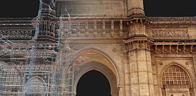 CyArk to create Digital Model of the Gateway of India