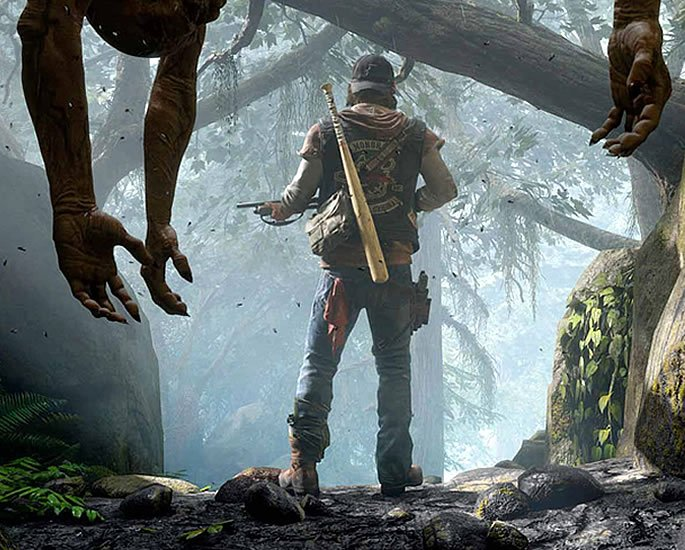 Days Gone Unlike any other Zombie Game - difference