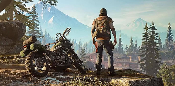 Days Gone Unlike any other Zombie Game f