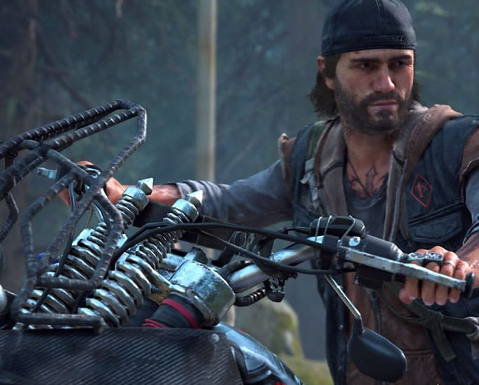Days Gone Unlike any other Zombie Game - story