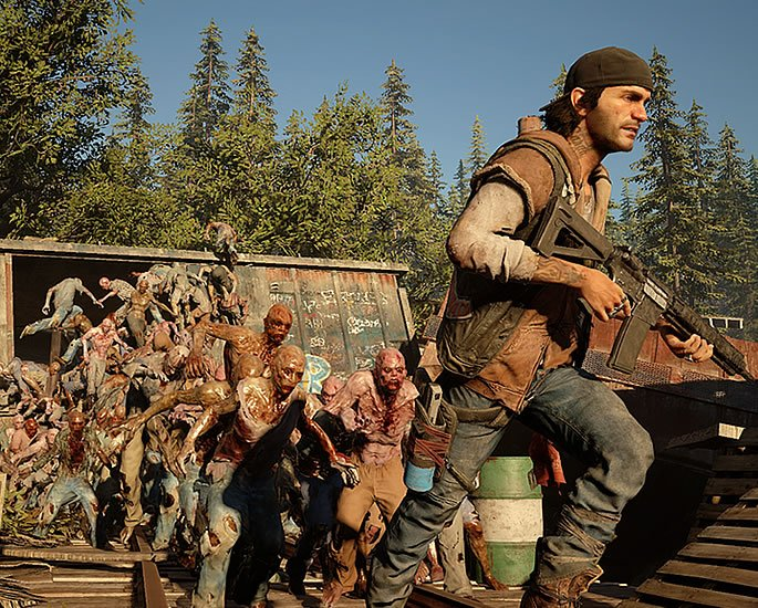 Days Gone Unlike any other Zombie Game - freakers