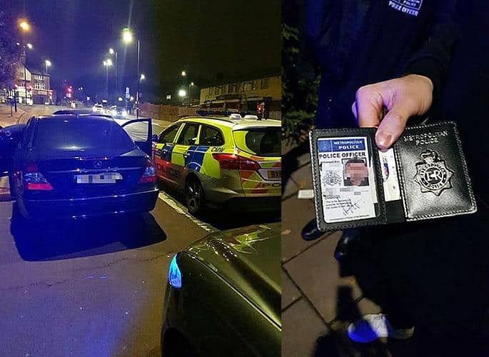 Drunk Driver used Fake Police ID to get McDonald's Discount