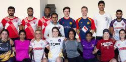 વર્લ્ડ કપ 2019 માટે ઇંગ્લેન્ડની કબડ્ડી ટીમો
