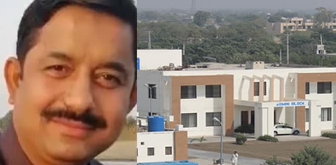Female Student accuses Pakistani Professor of Sexual Harassment f