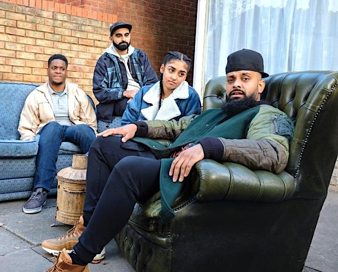 Guz Khan talks Man Like Mobeen Series 2 - A Quirky Cast of Characters