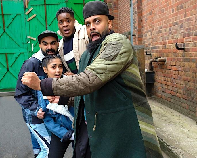 Guz Khan talks Man Like Mobeen Series 2 - a working class act