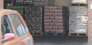 ਹੇਜ਼ ਮੈਨ ਨੂੰ ਤਸਕਰੀ ਵਾਲੀ ਅਲਕੋਹਲ ਫੁੱਟ ਲਈ ,53,000 XNUMX ਟੈਕਸ ਅਦਾ ਕਰਨਾ