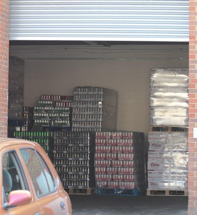 Hayes Man to Pay £53,000 Taxes for Smuggled Alcohol
