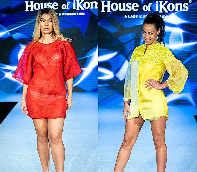 House of iKons February 2019 Raises the Bar 1 - Sofia Mozley