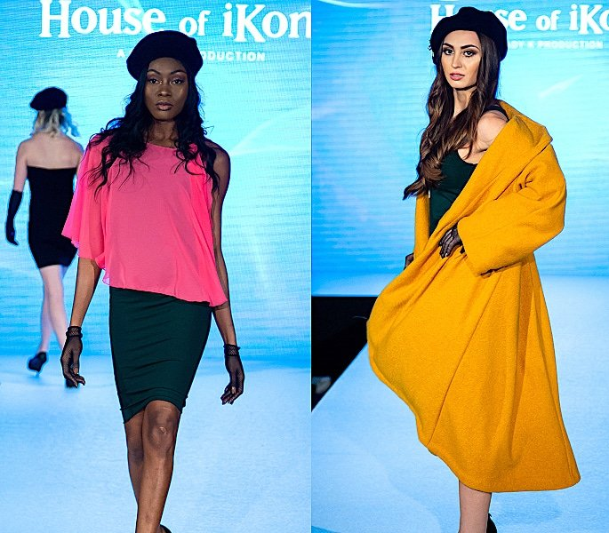 House of iKons February 2019 Raises the Bar - A. Renee Fashion 1