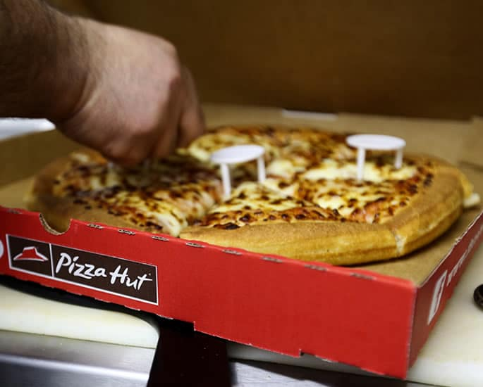 How British Asian Food has Changed in Households - pizza