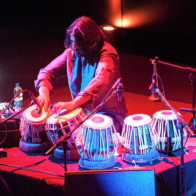 In Conversation with Tabla Maestro Talvin Singh - Talvin Singh 3