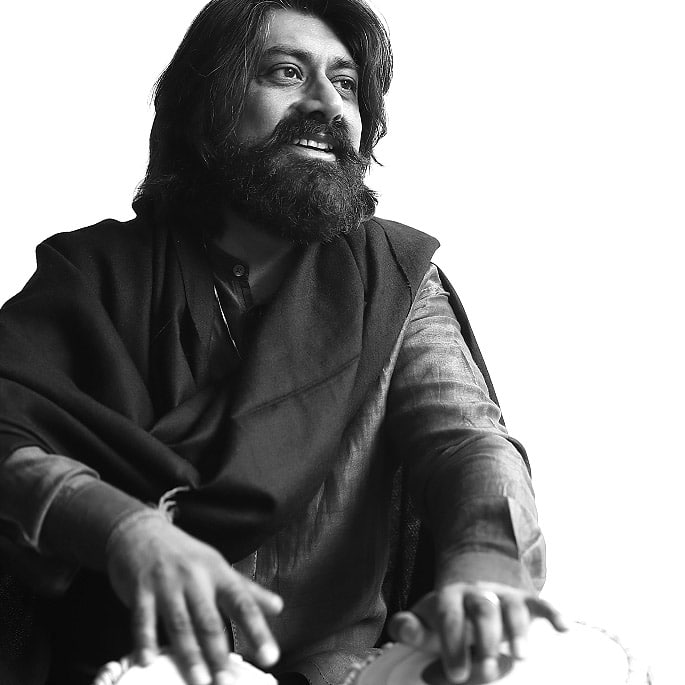 In Conversation with Tabla Maestro Talvin Singh - Talvin Singh 5
