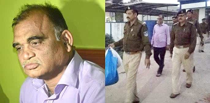 Indian Doctor kills his Driver and puts Body Parts in Acid