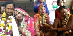 Indian Man marries Transgender Person against Family Wishes